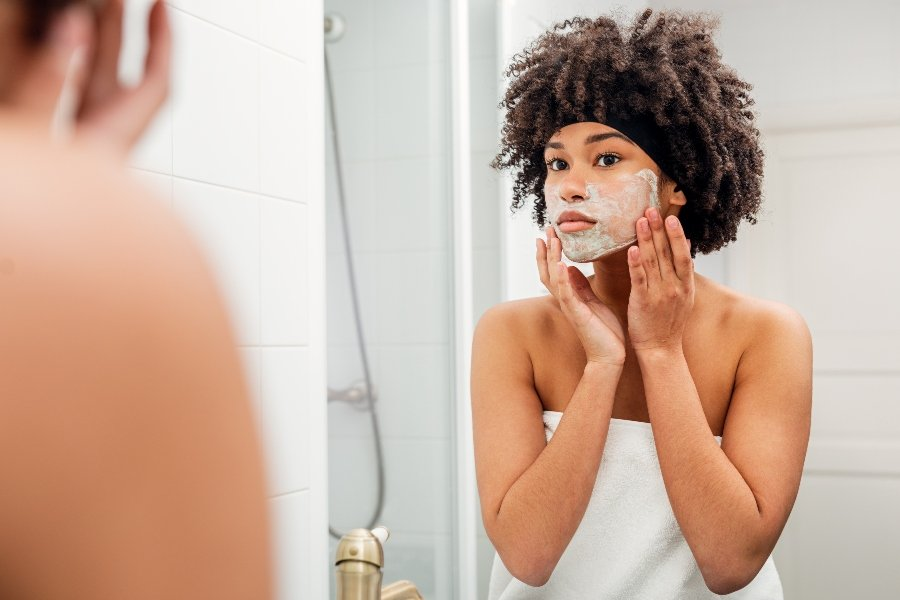 at-home skincare