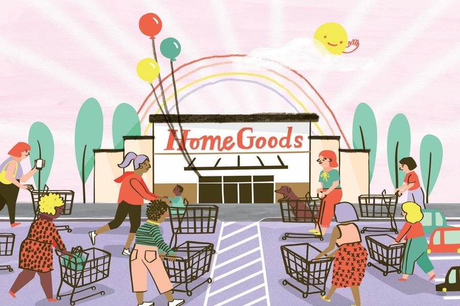 HomeGoods illustration