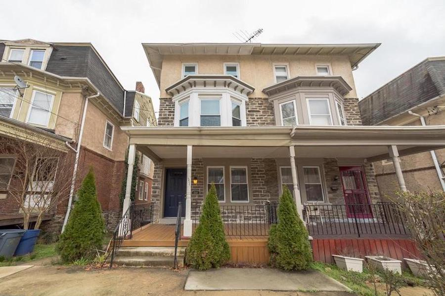 germantown italianate twin house for sale exterior front
