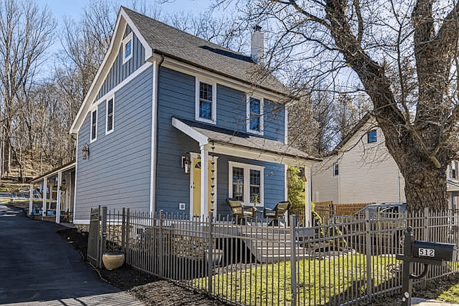kennett square expanded farmhouse exterior front