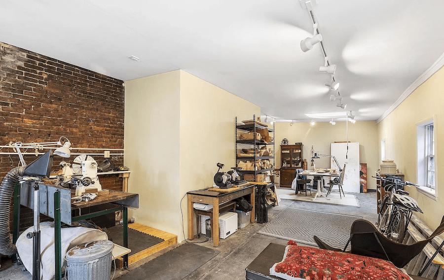 manayunk freestanding house for sale studio