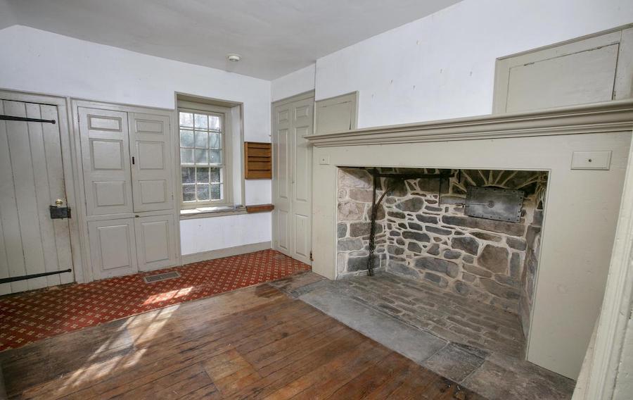 new hope beaumont house original kitchen