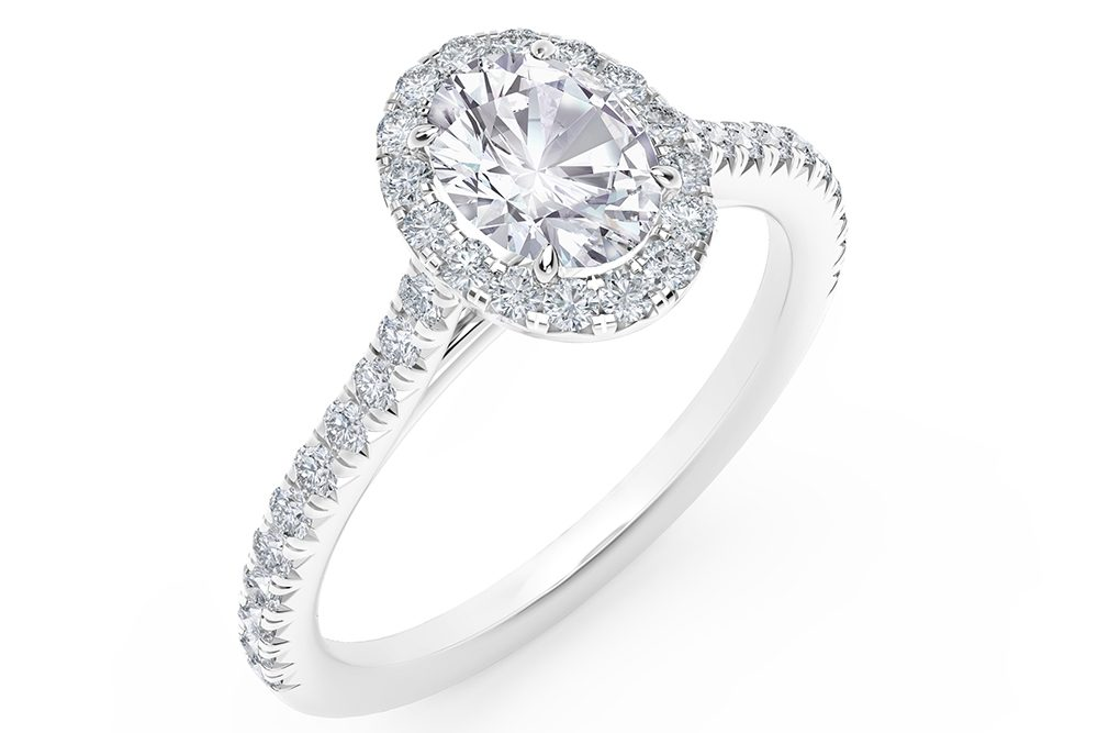 marks jewelers engagement ring