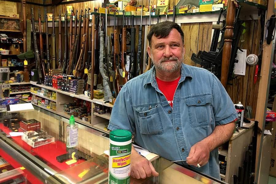philadelphia gun stores open during coronavirus crisis in philadelphia