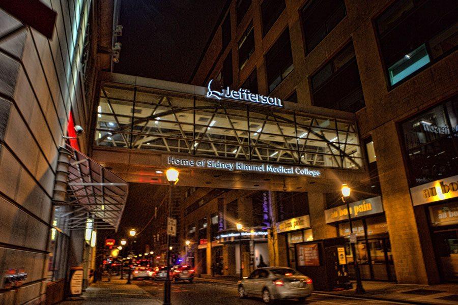 coronavirus response Philadelphia hospitals