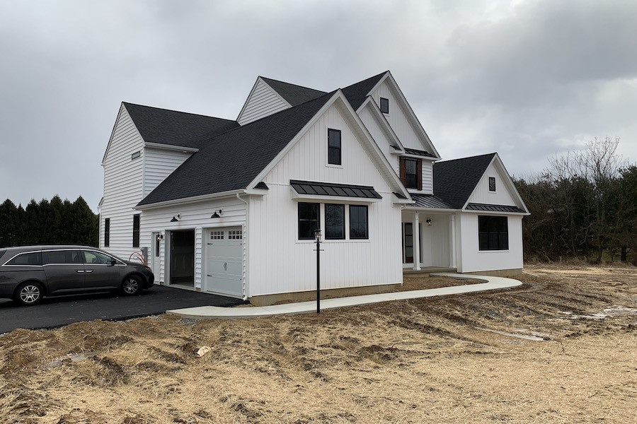 rotelle development model home in chester county