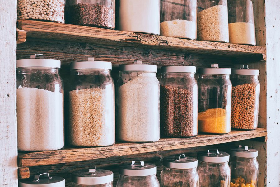 stock your pantry