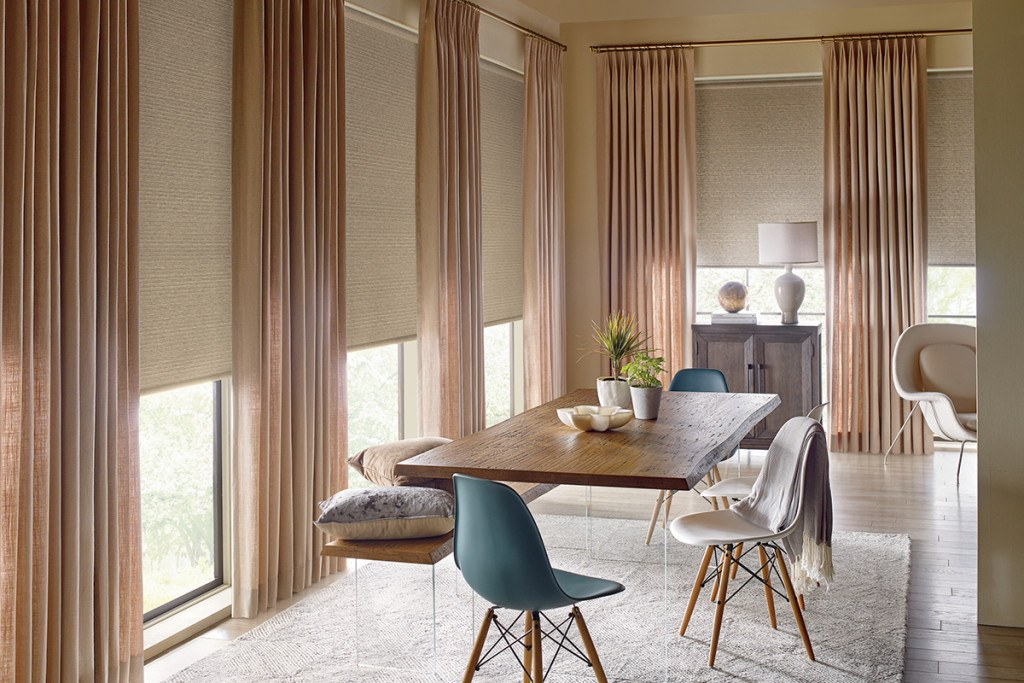 Layered Window Treatments For Your Home Philadelphia Magazine