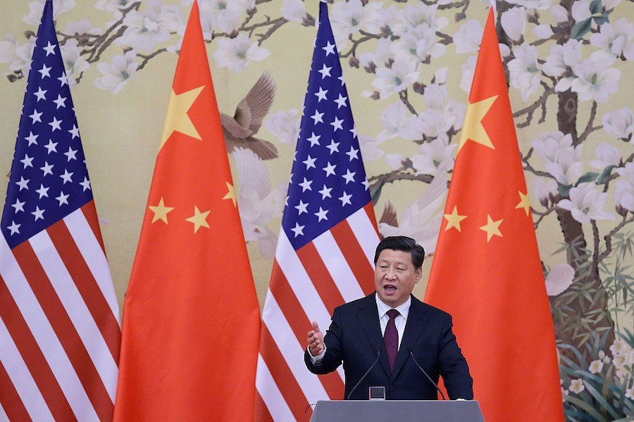 Chinese president Xi Jinping, who is accused of covering up the coronavirus in a new coronavirus lawsuit filed against China by prominent Philadelphians