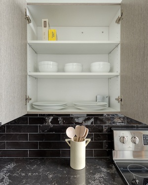 common civic kitchen cupboard