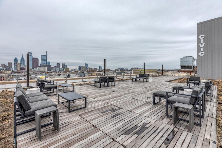 civic roof deck