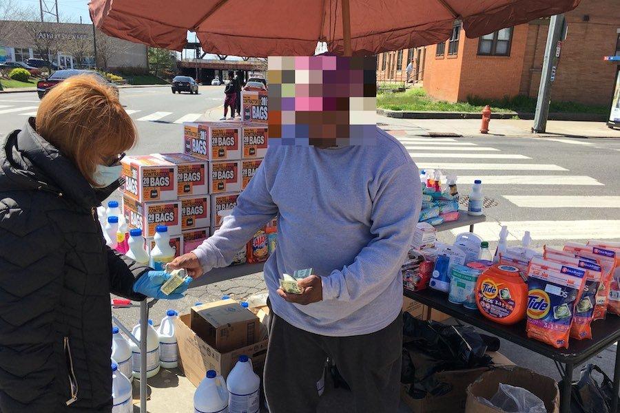 a philadelphia street vendor accused of price gouging during the philadelphia coronavirus crisis