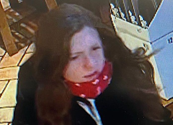 woman who is accused of spitting on people at di bruno brothers during the coronavirus crisis