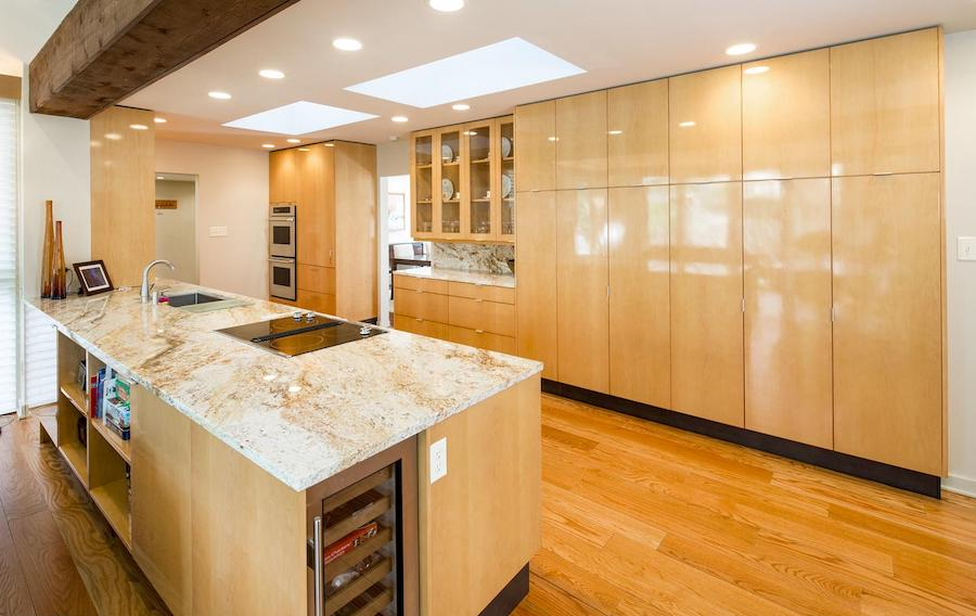 house for sale bryn mawr midcentury ranch kitchen