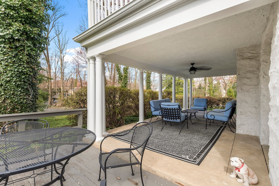 house for sale updated bryn mawr colonial house for sale side porch
