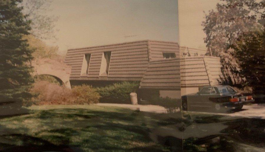 richard martin's 1971 house