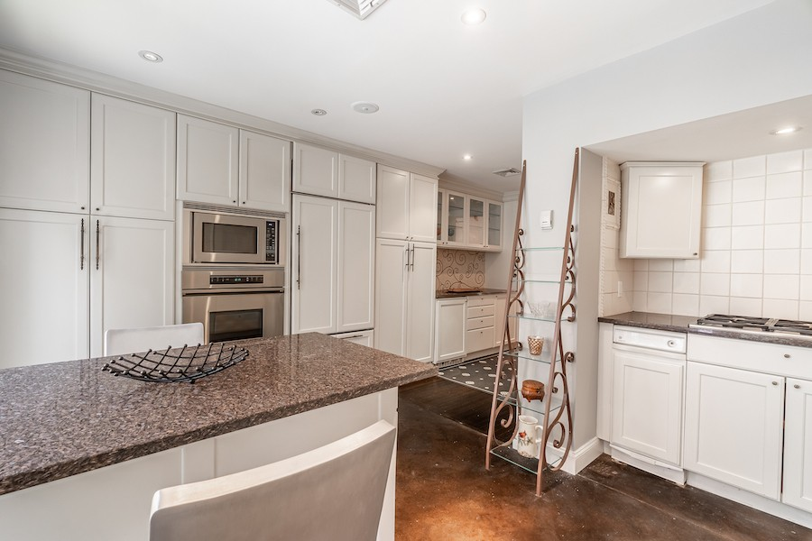 house for sale rittenhouse remodeled row kitchen