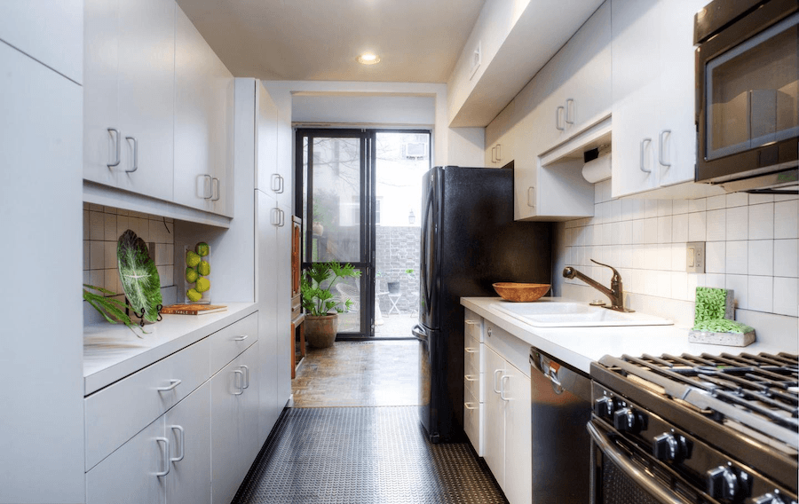 society hill bingham court townhouse for sale kitchen