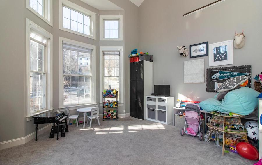 west conshohocken french colonial house for sale living room
