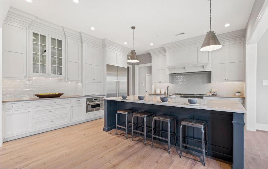 wayne custom colonial house for sale kitchen