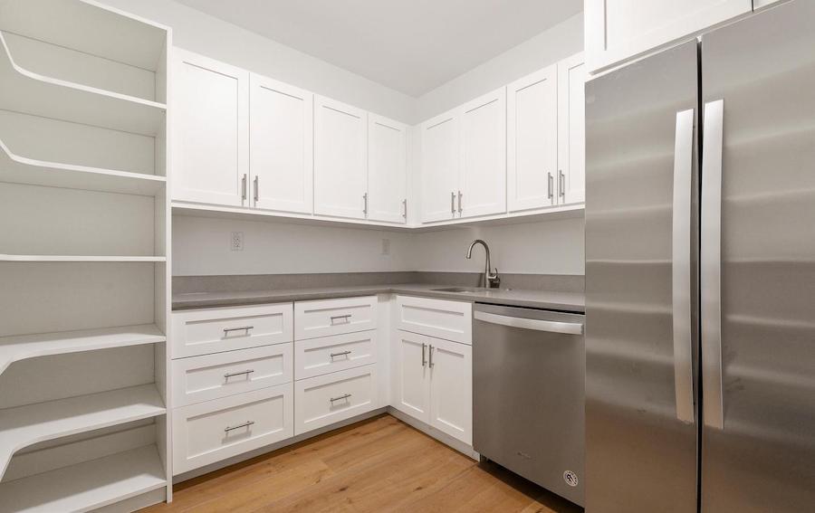 auxiliary kitchen