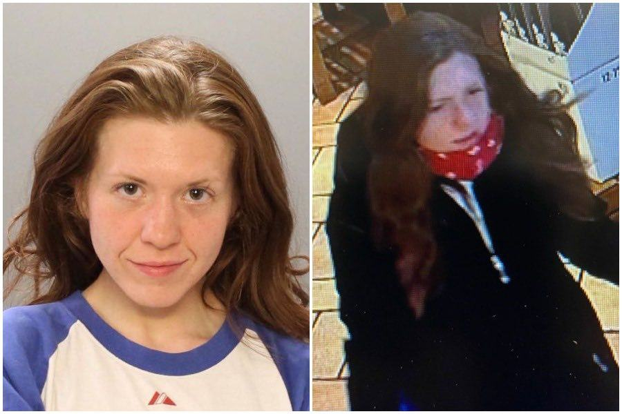 jacqueline mcbride, who has been arrested for the di bruno bros. spitting incidents