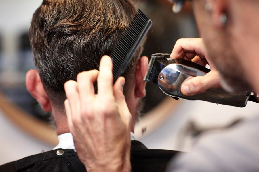 mens at-home haircuts