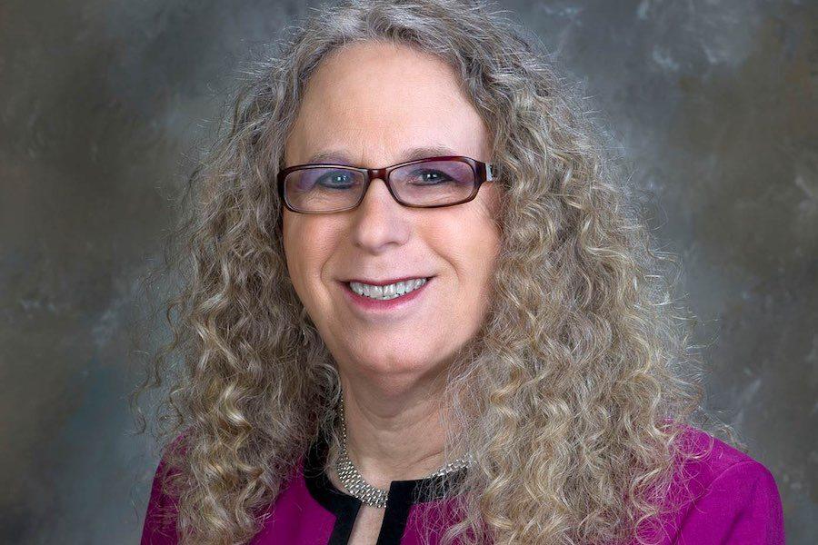 rachel levine, Secretary of Health for Pennsylvania, is the state's top official battling the coronavirus