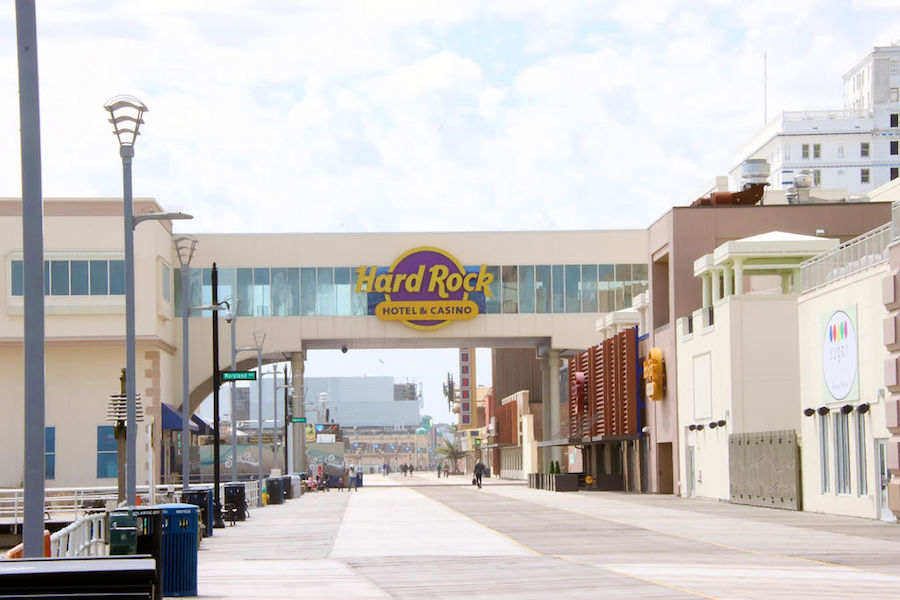 the hard rock casino in atlantic city, which could reopen soon if atlantic city casinos reopen on june 1st