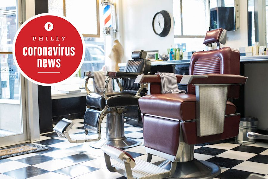 philly barber shops, hair salons and nail spas want to reopen amid coronavirus crisis