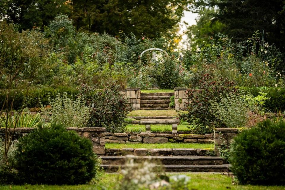 Barnes Arboretum at Saint Joseph's University
