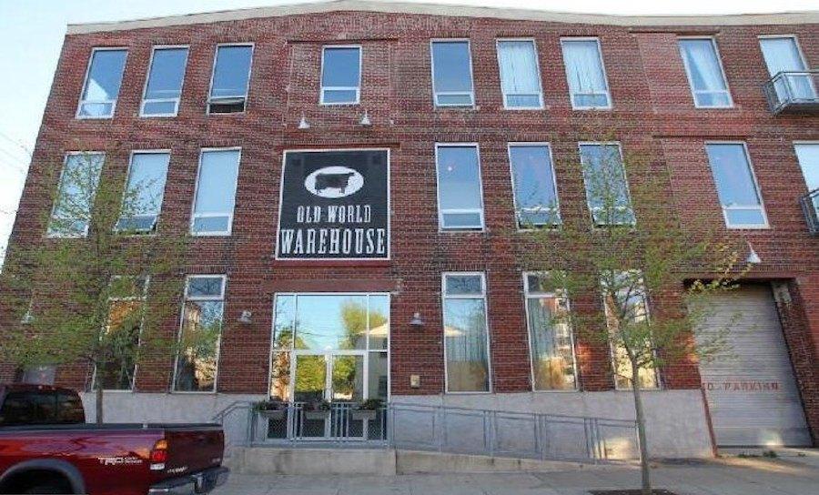 fishtown loft condo for sale building exterior front