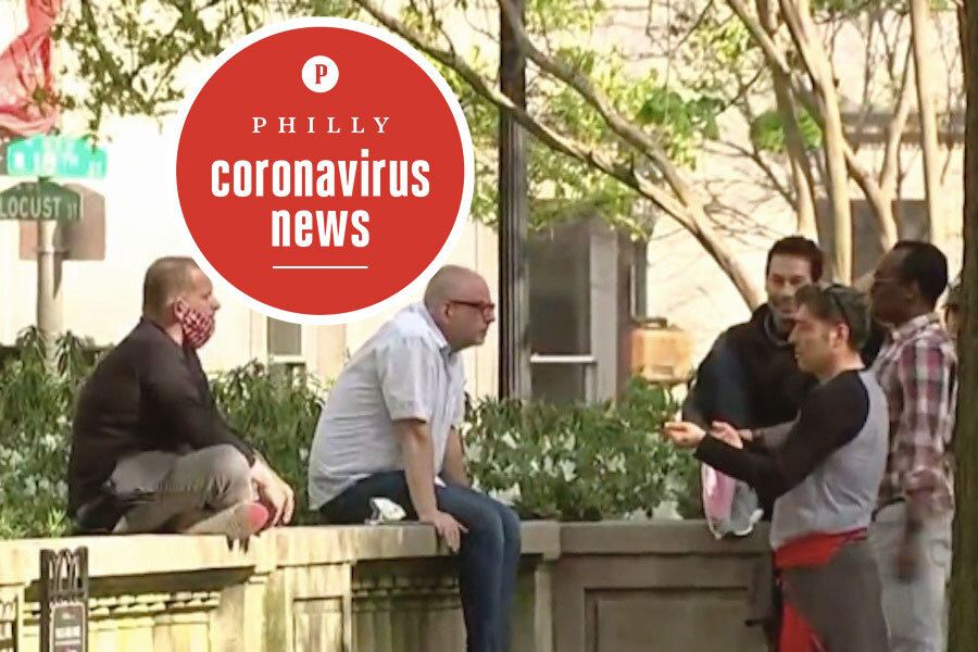 people not wearing coronavirus masks in philadelphia, something philly mayor jim kenney has had enough of