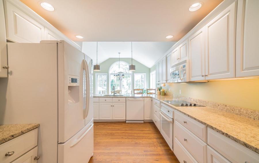 haverford split-level cape cod house for sale kitchen