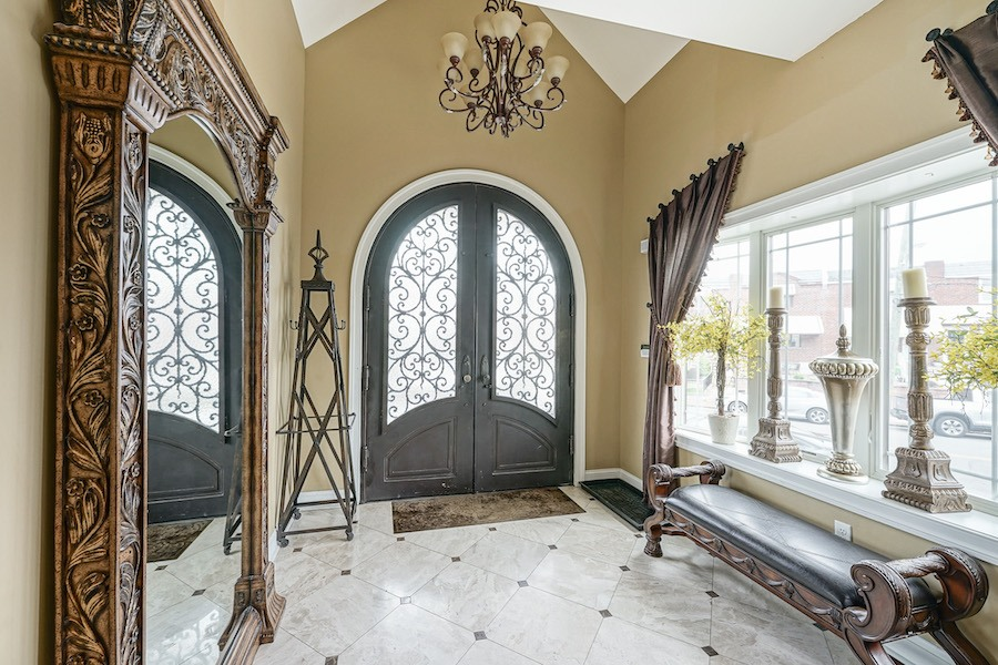 packer park mcmansion house for sale