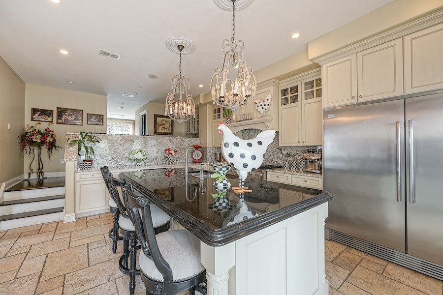 packer park mcmansion house for sale kitchen