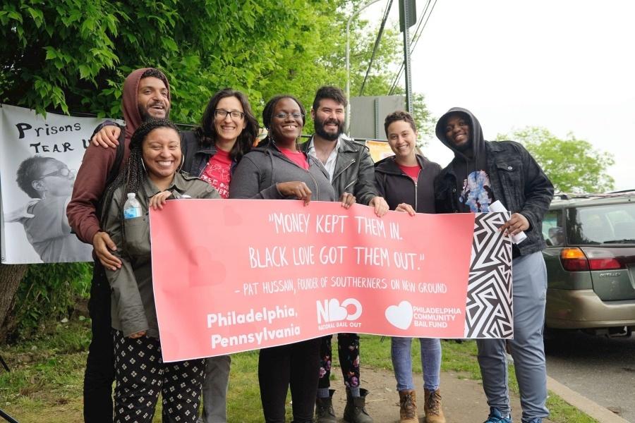 philadelphia community bail fund