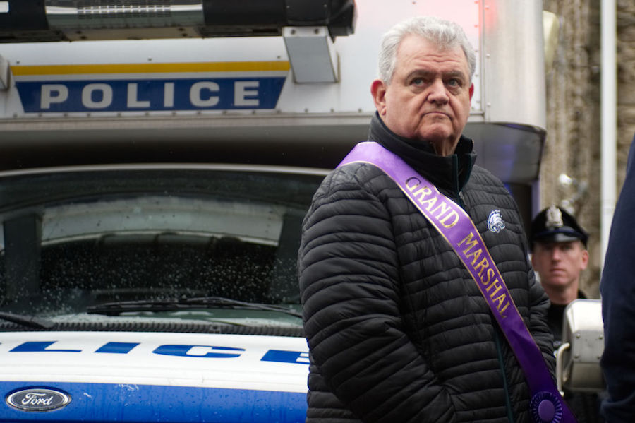 bob brady, the former u.s. congressman from philadelphia and current head of Philly's Democratic party