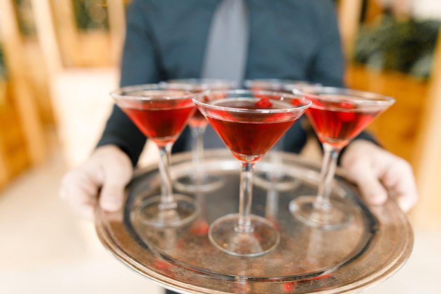 des cocktails