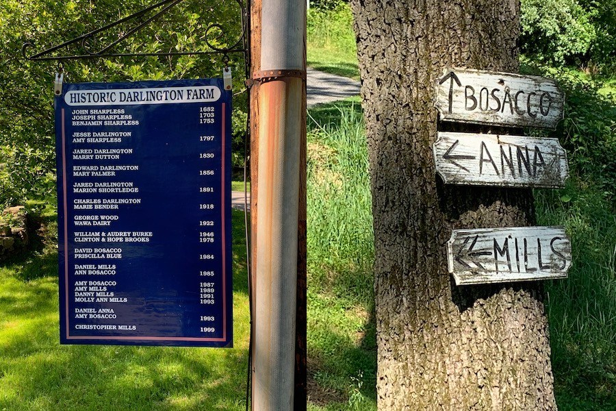 media colonial revival house for sale signs relating to history and owners