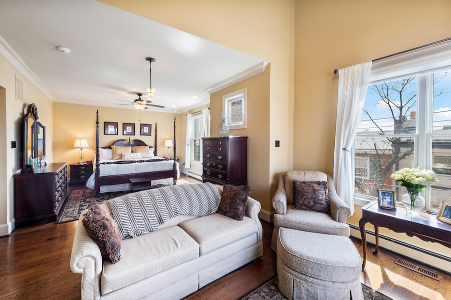 double-wide rittenhouse square townhouse for sale master be