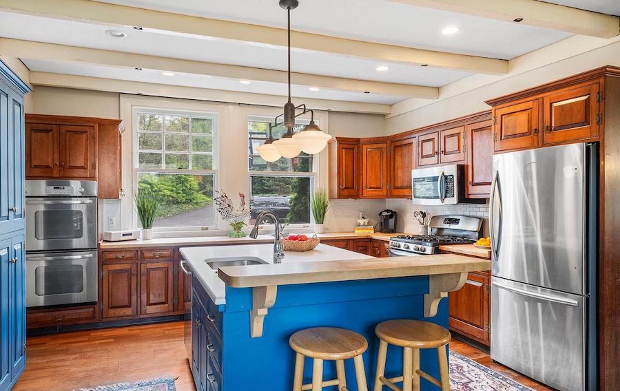 st davids tudor revival house for sale kitchen