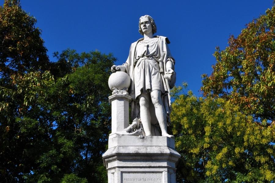 columbus statue philly