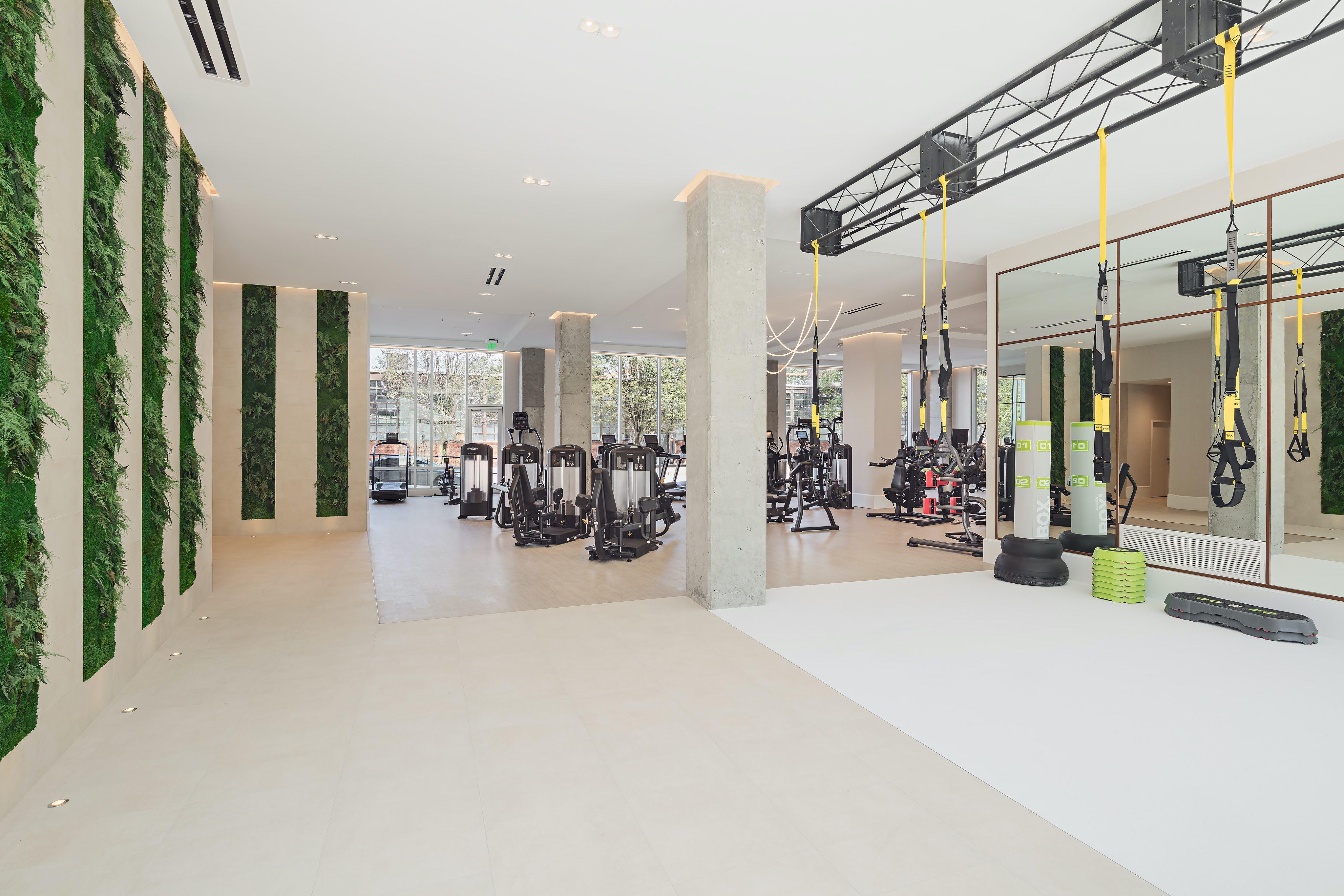 Piazza Cove Fitness Center