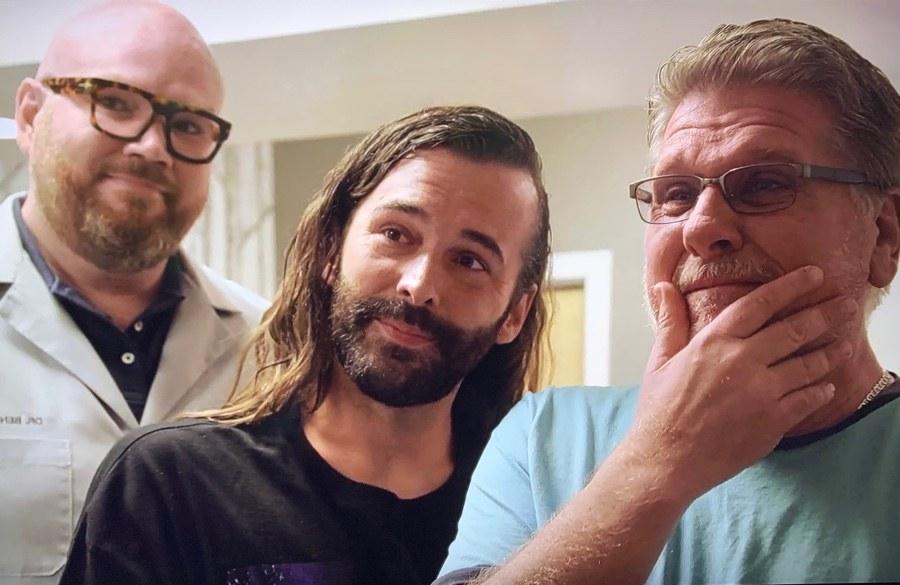 Queer Warminster Dental Jonathan Van Ness