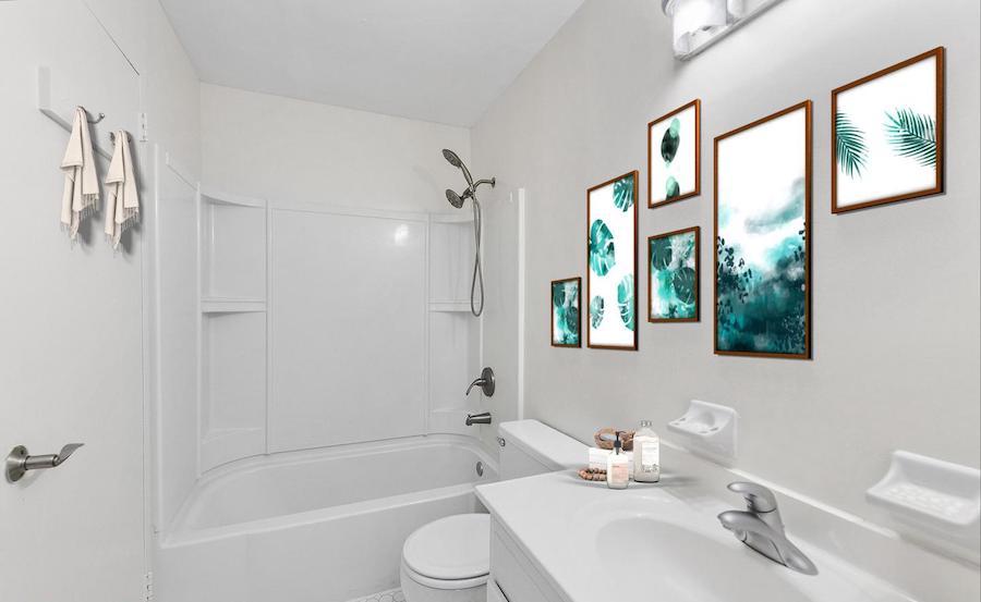 starter academy house condo for sale bathroom