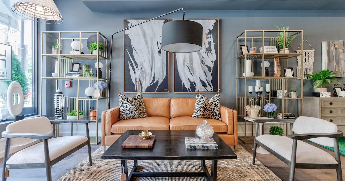 Local Interior Designer Opens Fabric Row Boutique