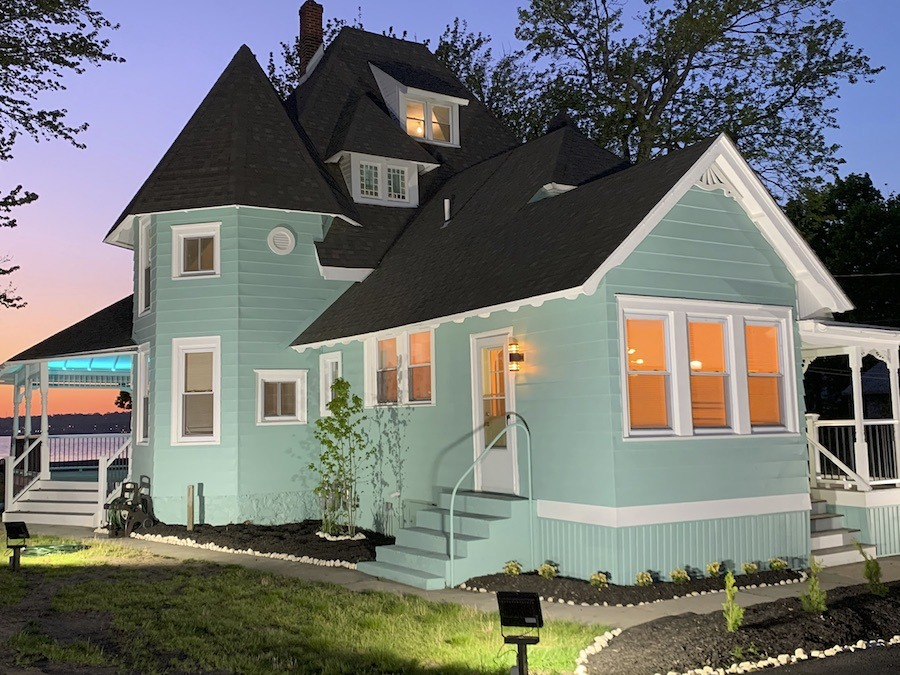 penns grove victorian house for sale front corner perspective