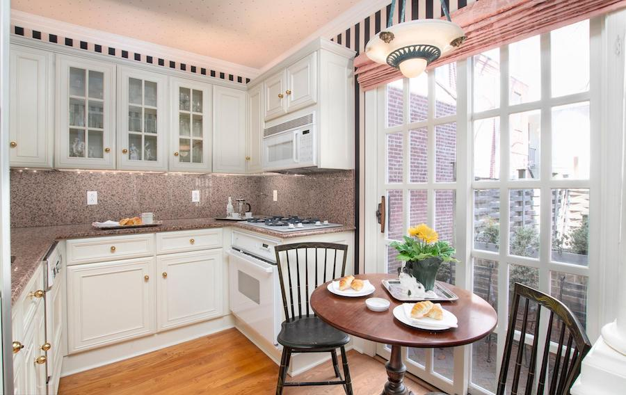 queen village colonial revival house for sale kitchen