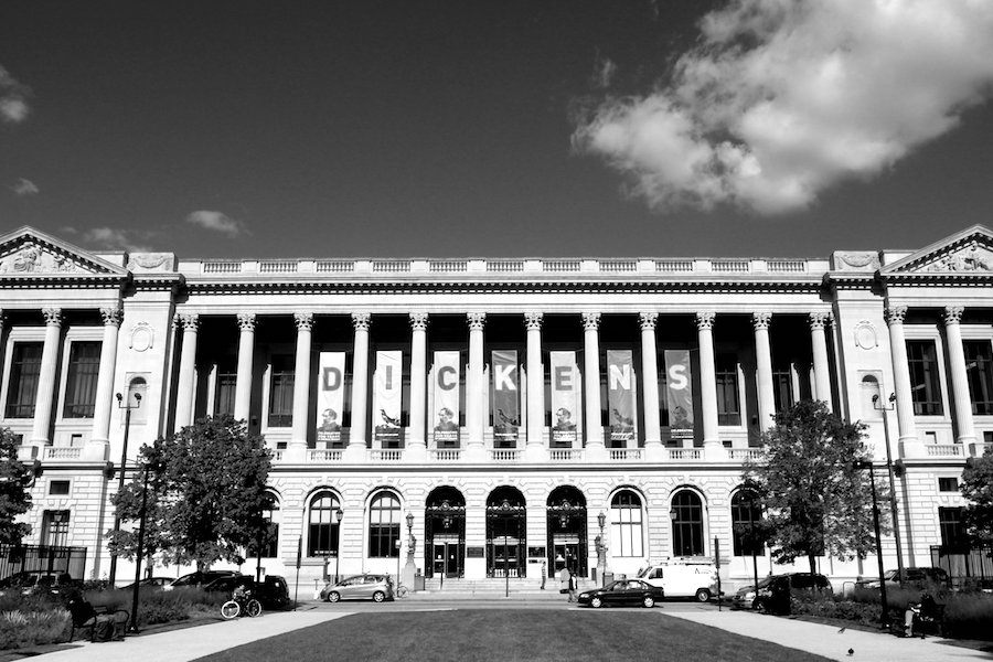 the free library of philadelphia, which faces a boycott over racial inequities